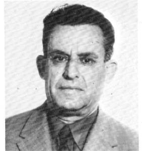 Pedro Mateo Merino, nacido en Humanes de Mohernando y coronel soviético durante la IIGM.