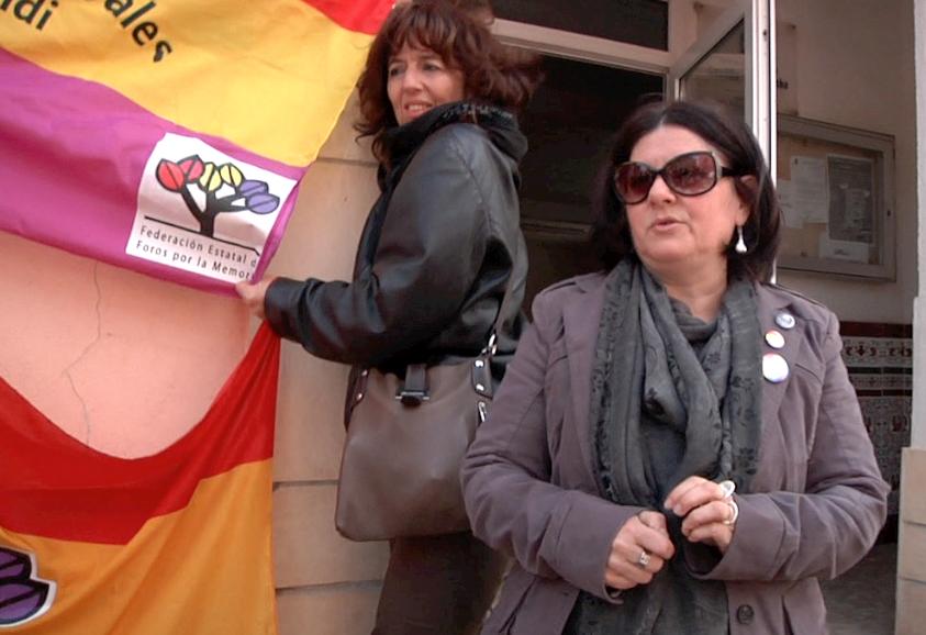 Elisabeth Donatello de A Madrid se muove un'altra Italia