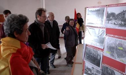 Exposicion sobre los Arditi del Popolo