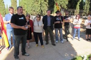 Luis Alonso de Amical Mauthausen recuerda a los guadalajareños muertos en los campos nazis.
