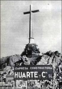 Félix Huarte fue unos de los constructores del Valle de los caídos y emplearon trabajadores esclavos, lúcrándose con ello y contribuyendo a su humillación y condena.