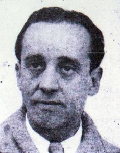 Vicente Relaño, fundador y secretario general del PCE de Guadalajara. Foto: FMGU