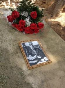 Tumba de Facundo Abad, en el antiguo cementerio civil de Guadalajara. Foto: FMGU