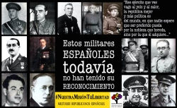 Militares republicanos españoles