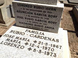 Tumba cementerio capitan jose rubio e 2017-04-23 at 13.51.03